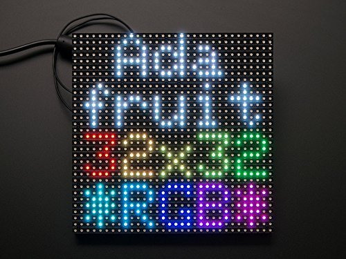Adafruit Medium 32x32 RGB LED matrix panel by Adafruit