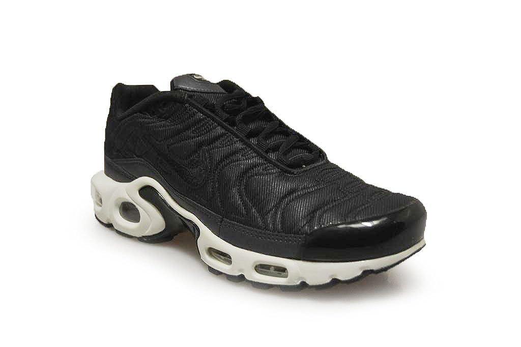 sports shoes bc2ba 10b4c Amazon.com   Nike Womens Air Max Plus Se Womens Running Trainers 862201  Sneakers Shoes (UK 4.5 US 7 EU 38, Metallic Black 001)   Road Running
