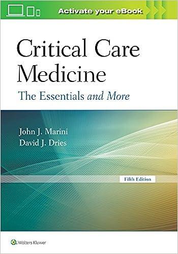 Critical Care Medicine The Essentials 4th Edition Pdf