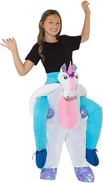 Fancy Dress World – Disfraz de Unicornio Completo para Mujer y ...