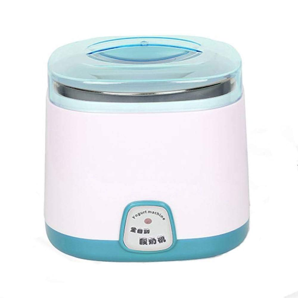 BBG Yogurt Machine Automatic Home Multi-Function Intelligent Fermentation Machine Rice Wine Machine Large Capacity natto Genuine,Blue,One Size