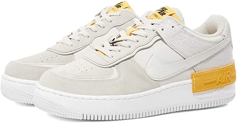 Amazon Com Nike Air Force 1 Af1 Mujeres Shadow Vast Gris Laser Naranja Cu3446 001 Us Mujeres Talla 7 Shoes Nike air force 1 shadow ► check out the newest nike trends! amazon com nike air force 1 af1