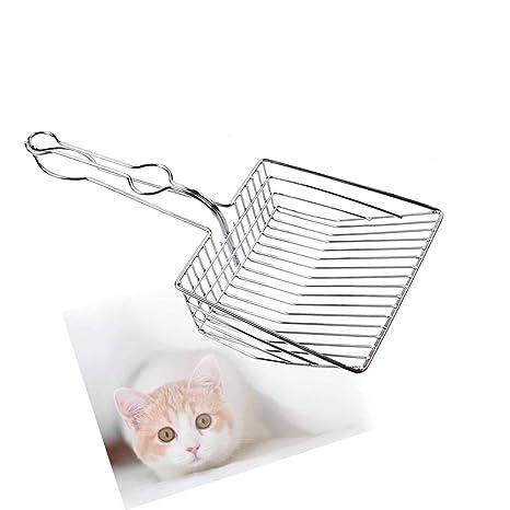 XinC Pala de Arena para Gatos Filtro instantáneo para Gatos ...