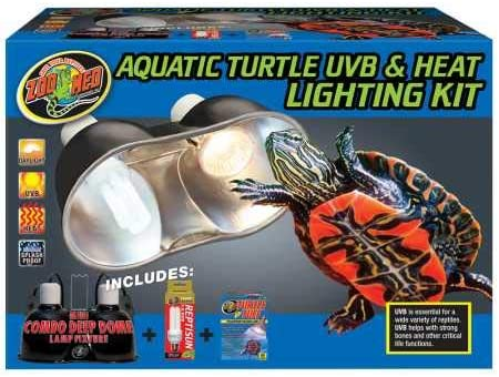 Zoo Med Aquatic UVB Light for Turtles