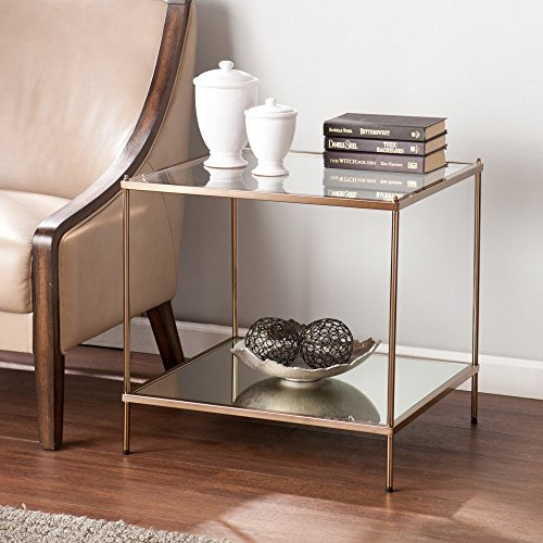 Knox End Table - Hollywood Glasses