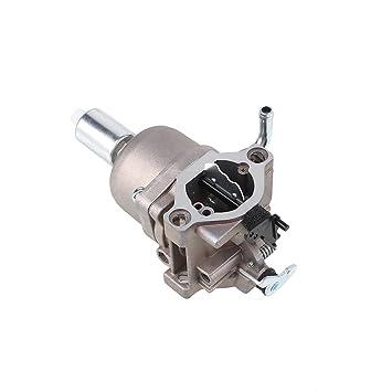 Sedeta Carburador de aleación de cortacésped 796109 591731 594593 Para Briggs & Stratton Parts