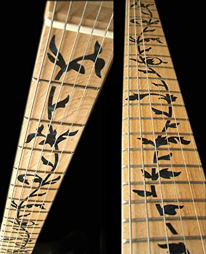Fretboard Markers Inlay Sticker Decals for Guitar - Tree Of Life-BP