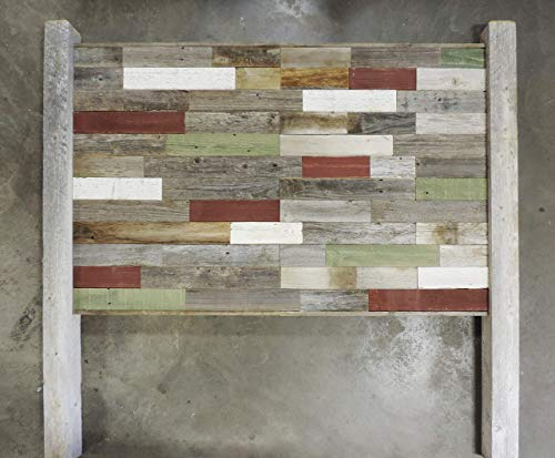 ABW Decor, Reclaimed Wood Queen Sized Bed Headboard