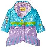 Kidorable Blue Mermaid PU All-Weather Raincoat