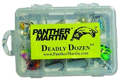 Panther Martin Deadly Dozen Spinner Kit