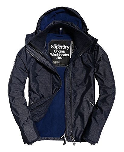 Navy Arctic Jacket - 6
