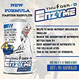 Thunder NEW D Enzyme Absorb Health Supplement 90