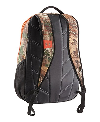 Under armour unisex under armour camo hustle backpack for Ap fishing backpack