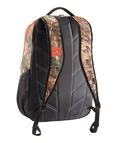 Under Armour Unisex Under Armour Camo Hustle Backpack