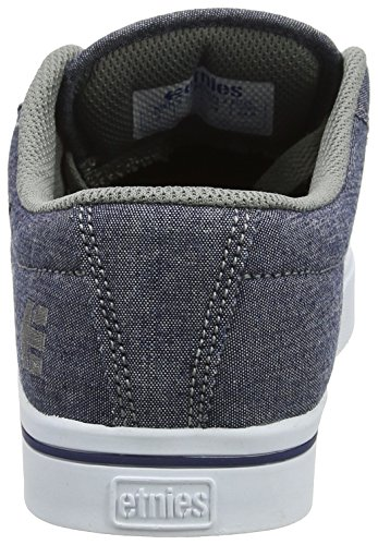 Navy Etnies Shoes Skateboarding 2 Eco Silver Blue Men's Grey Grey Jameson zTgrqw1Bxz