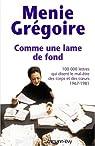 Comme une lame de fond : Cent mille lettres qui disent le mal-être des corps et des coeurs, 1967-1981 par Grégoire