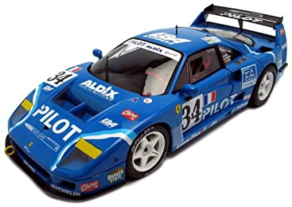 Buy 1/18 Scale Hot Wheels Ferrari F40 COMPETIZIONE 24 HOURS