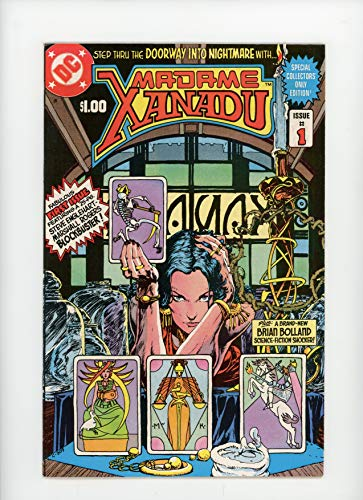 MADAME XANADU #1 | DC | July 1981 | Vol 1 | Marshall Rogers & Mike Kaluta art