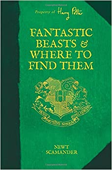 Fantastic Beasts and Where to Find Them (Harry Potter): Newt Scamander
