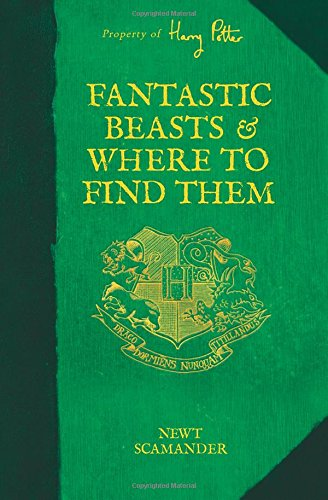 Fantastic Beasts and Where to Find Them (Harry Potter) by Arthur A. Levine Books (Image #3)