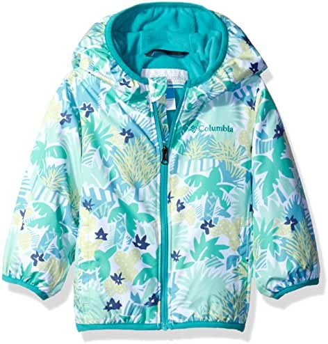 Columbia Baby Boys' Mini Pixel Grabber II Wind Jacket