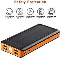 Amazon.com: BONAI - Cargador portátil para exteriores (300 ...