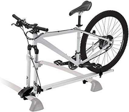 Bike Cycling Rack Quick-release Fork Installation Aluminum For Car Roof MTB Road
