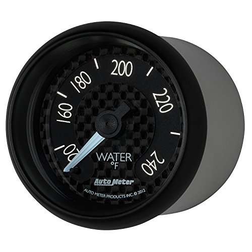 Auto Meter 8032 GT Series Mechanical Water Temperature Gauge by Auto Meter (Image #7)