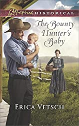 The Bounty Hunter's Baby (Love Inspired Historical)