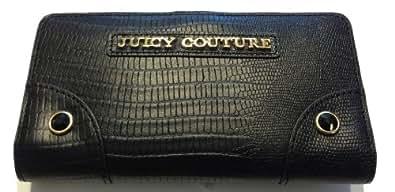 Juicy Couture Continental Wallet Sierrale Black YSRU2802