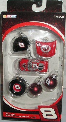 Dale Earnhardt Jr.# 8 Collectible Mini-ornament - Ornaments Jr Dale Earnhardt