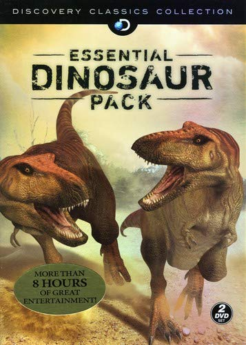 Discovery Essential Dinosaur Pack by Unknown