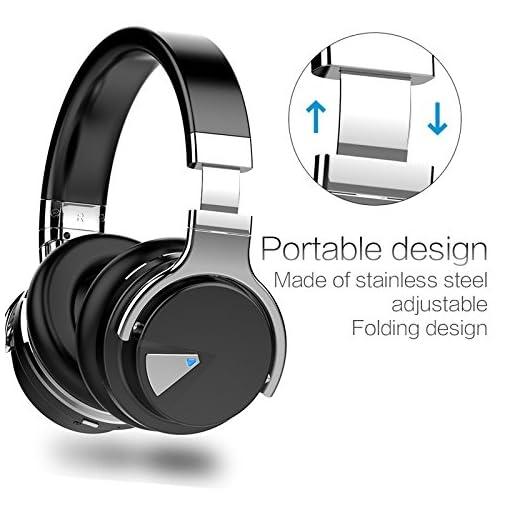COWIN E7 Cuffie Bluetooth 4.0 Headphones - Auricolari Over-Ear ... 16689476030a