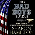 Big Bad Boys Bundle: Bad Boys of SEAL Team 3 | Sharon Hamilton