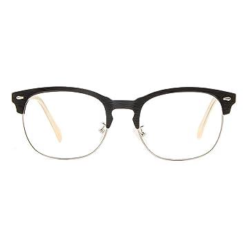 1109b32bccf Amazon.com  Cyxus Blue Light Blocking Glasses Browline Vintage ...