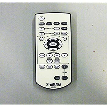 oem yamaha remote control crx040 crx 040. Black Bedroom Furniture Sets. Home Design Ideas