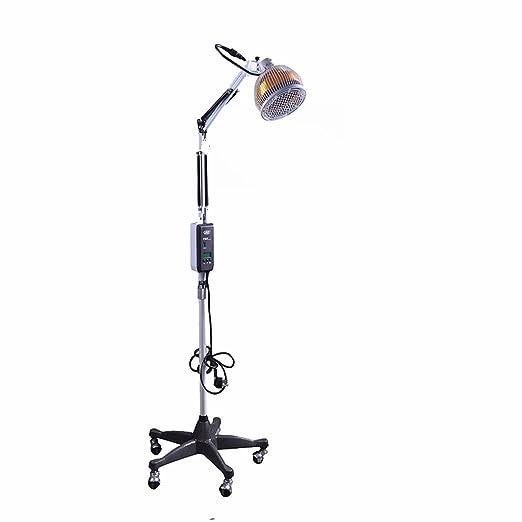 Doc. Real pie cinco pies Base TDP lámpara alivio del dolor muscular/dolor muscular