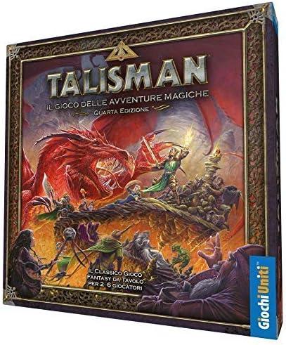 Juegos unidos GU636 Talisman – Cuarta Edición (Importar Italia): Amazon.es: Juguetes y juegos