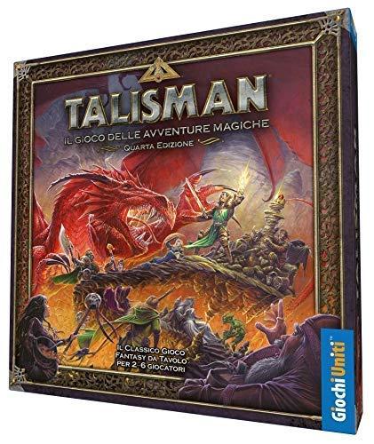 Juegos unidos GU636 Talisman – Cuarta Edición (Importar Italia ...