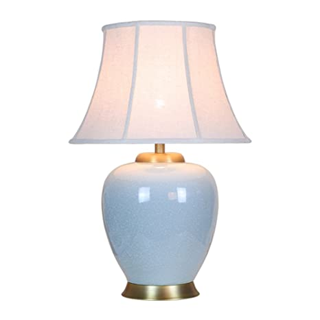 Amazon.com: Salón lámpara de mesita de noche lámpara de mesa ...
