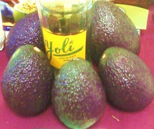 Big and Tall-- Jumbo California Avocados - Gift Box by Orchard Fresh Gift Baskets