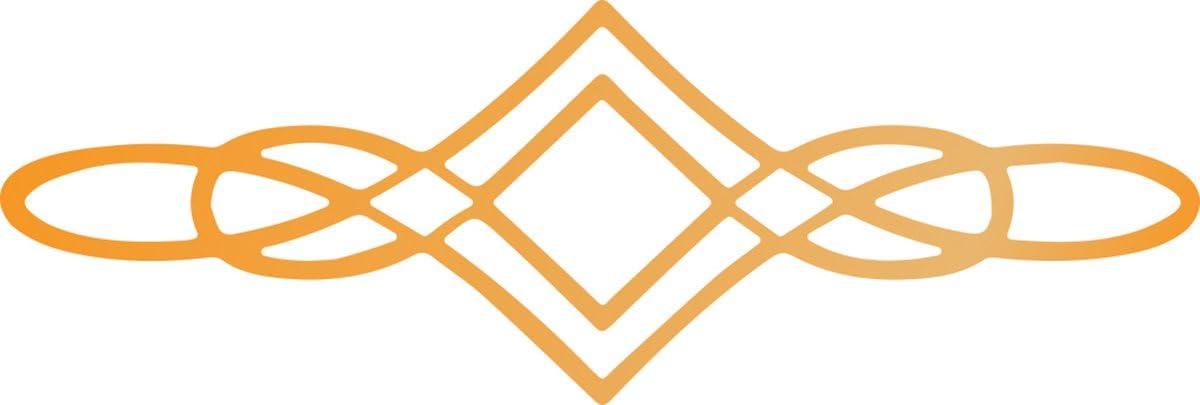 Gris Ultimate Crafts Diamant Flourish Hotfoil Tampon