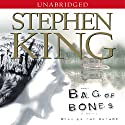 Bag of Bones Audiobook by Stephen King Narrated by Stephen King