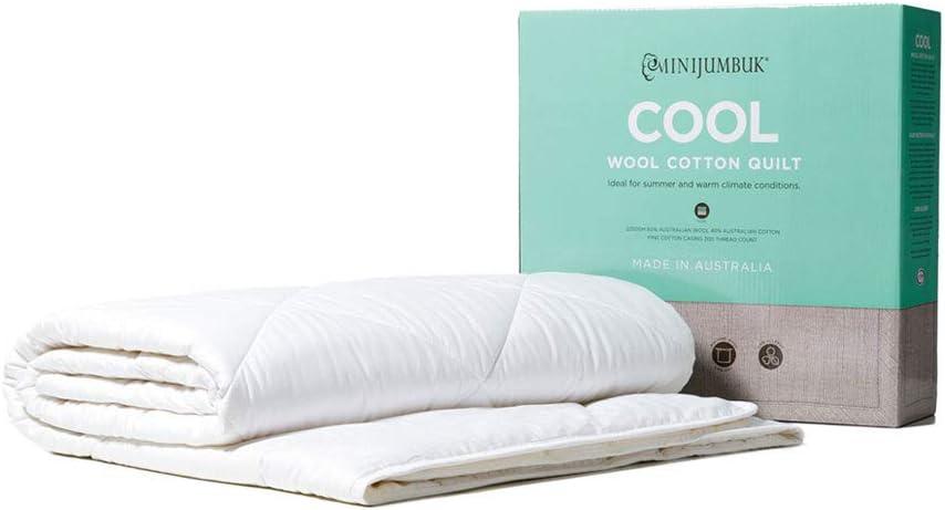 MiniJumbuk Cool Quilt, Queen
