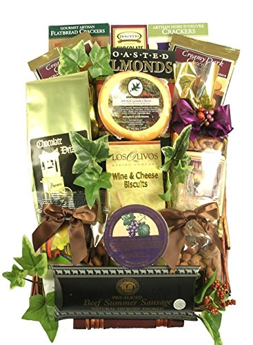 The Executive, Gourmet Gift Basket