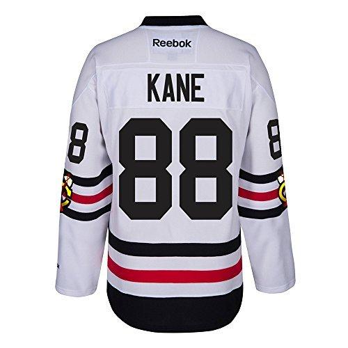 Chicago Blackhawks Adult Patrick Kane 2017 Winter Classic Premier Jersey -  Team Color  88  3a84d1362
