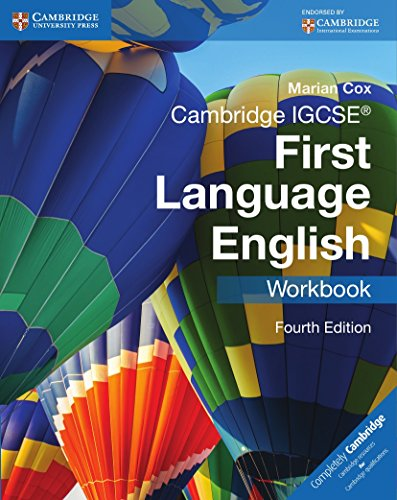 Cambridge IGCSE® First Language English Workbook (Cambridge International IGCSE) by imusti
