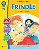 img - for Frindle - Novel Study Guide Gr. 3-4 - Classroom Complete Press (Literature Kit) book / textbook / text book
