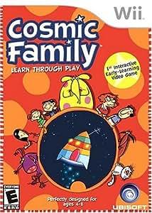Cosmic Family - Wii