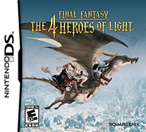 Final Fantasy: The 4 Heroes of Light - Nintendo DS Standard Edition